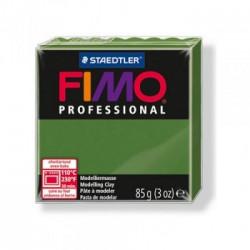 Fimo Verde Foglia Professional 85 gr Leaf Green...