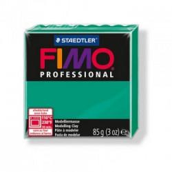 Fimo Verde Puro Professional 85 gr True Green n...