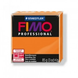 Fimo Arancio Professional 85 gr Orange n 4
