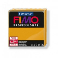 Fimo Giallo Ocra Professional 85 gr Ocre n 17