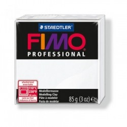 Fimo Bianco Professional 85 gr White n 0