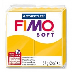 Fimo Giallo Sole Soft da 57 gr Yellow Sun...