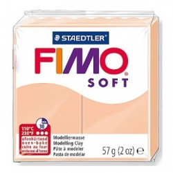 Fimo Carne Soft da 57 gr Flesh Light numero 43