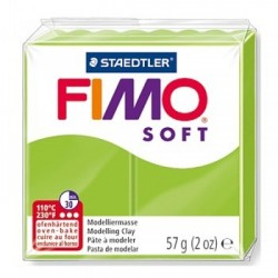 Fimo Verde Mela Soft da 57 gr Apple Green...