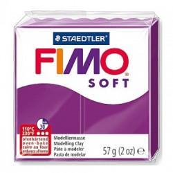 Fimo Porpora Soft da 57 gr Purple numero 61