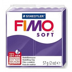 Fimo Prugna Soft da 57 gr Plum numero 63