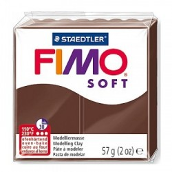 Fimo Cioccolato Soft da 57 gr Chocolate numero 75