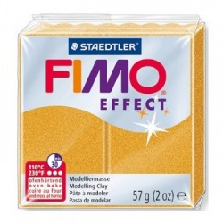 Fimo Oro metallico da 57 gr Metallic colour...