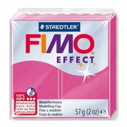 Fimo Rubino Quarzo Effect da 57 gr gemstone...