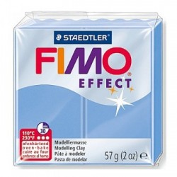 Fimo Blu Agata Effect da 57 gr gemstone colour...