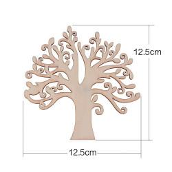 10 Pz. Albero della vita in legno da 12,5 cm