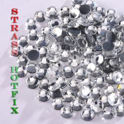 300 Strass Hotfix termoadesivi Crystal...