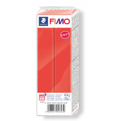 Fimo Rosso Indiano Soft 454 gr Indian Red n 24