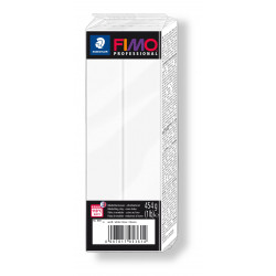 Fimo Bianco n 0 Professional 454 gr White