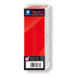 Fimo Rosso Puro n 200 Professional 454 gr True Red