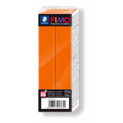 Fimo Arancio n 4 Professional 454 gr Orange