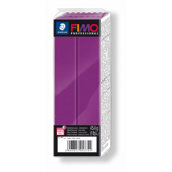 Fimo Viola n 61 Professional 454 gr Violet