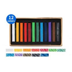 Gessetti colorati masters pastel 24 pezzi