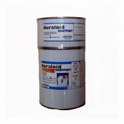 1 Kg Resina Epossidica Duraloid Coatplast A+B...