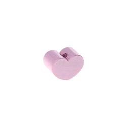 Piccolo cuore in legno vari colori